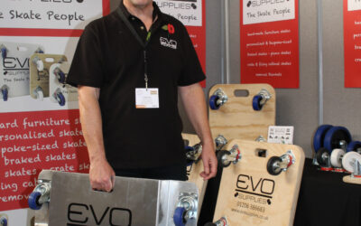 Meet Evo at the Movers & Storers Show, 8/9 November 2017