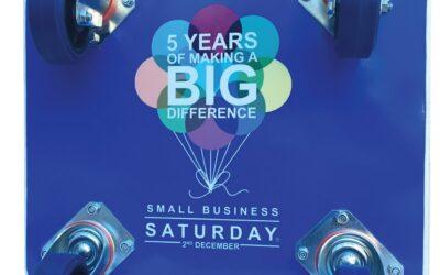 Small Business Saturday #SmallBizSatUK