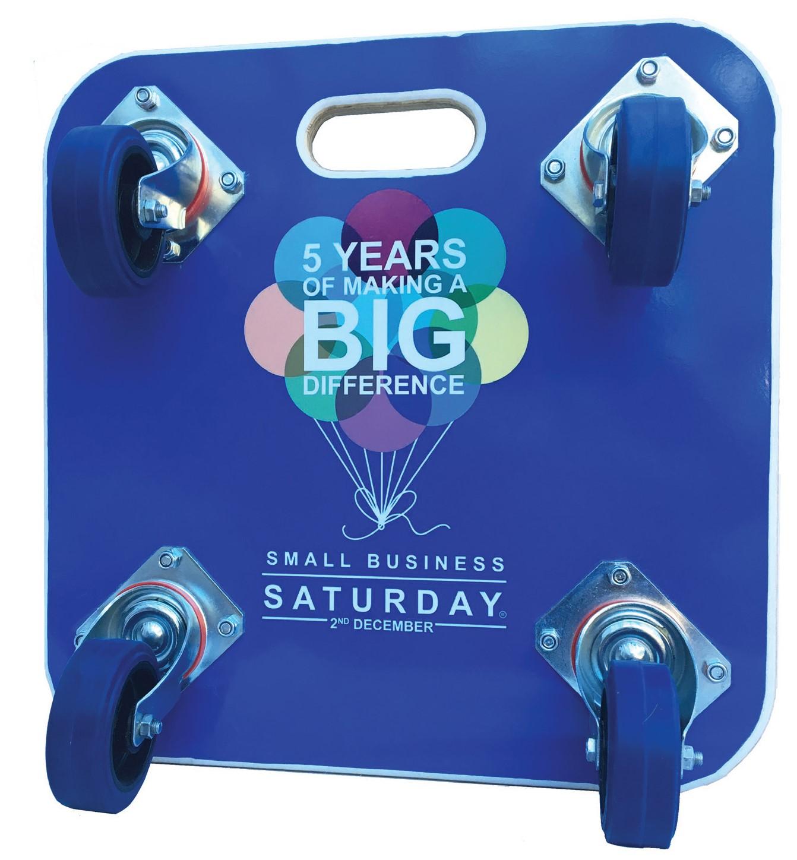 Evo Supplies Small Business Saturday prize skate