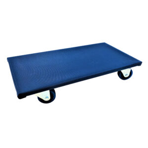Hello Dollies HD09 blue mat top dolly