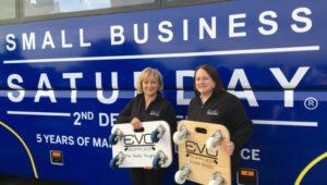 Evo Supplies Small Business Saturday