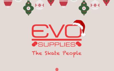Skating into the Festive Season at Evo Supplies