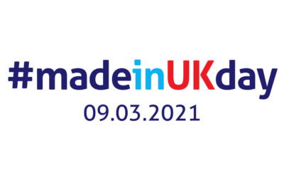 Make it British – #madeinUKday – 9th March 2021