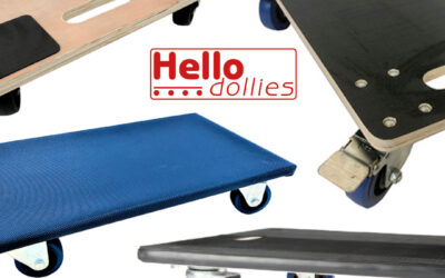 Announcing New Stock of Hello Dollies